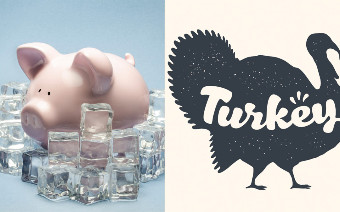 Pig In A Freezer | Turkey Tickets